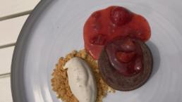 BBQ recept - Chocolade-cakeje - Ik BBQ voor Jou